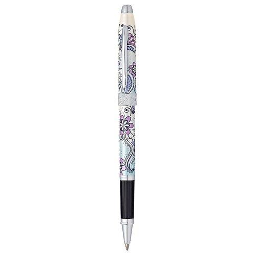 CROSS Ручка-роллер Botanica, M, черный цвет чернил