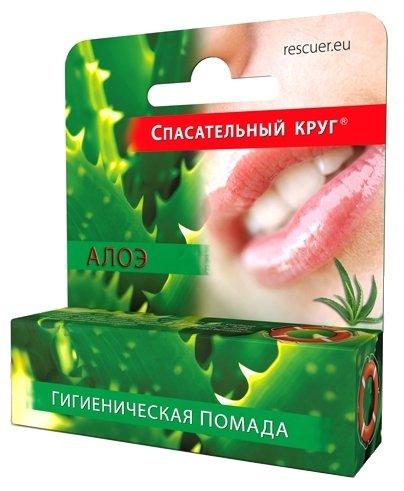 Спасательный Круг Гигиеническая губная помада Алоэ