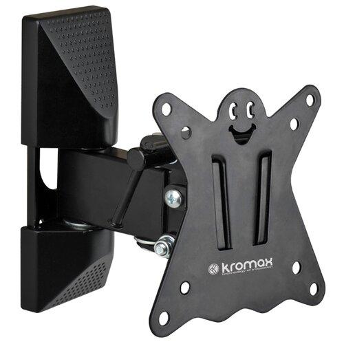 Фото - Кронштейн на стену Kromax CASPER-102 black кронштейн kromax casper 204 черный
