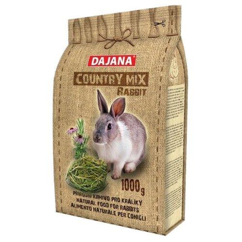 Корм для кроликов Dajana Country Mix 1000 гКорма для грызунов и хорьков<br>