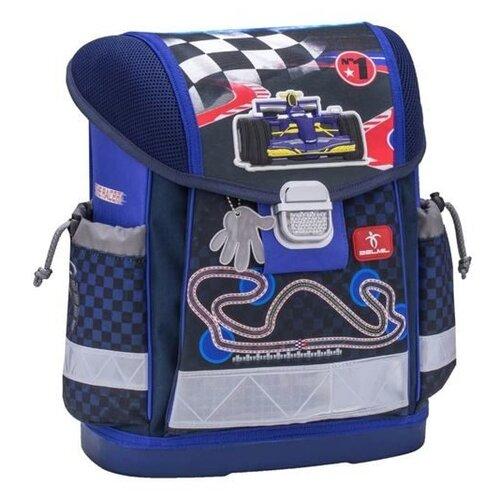 Купить Belmil Ранец Classy No. 1 Racing (403-13/642), синий, Рюкзаки, ранцы
