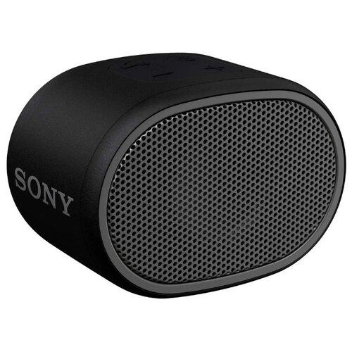 Портативная акустика Sony SRS-XB01 черный портативная акустическая система sony srs xb01 l lightblue