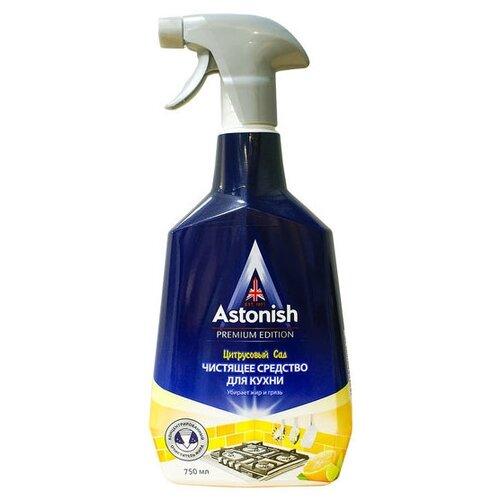 Чистящее средство для кухни Цитрусовый сад Astonish 750 мл