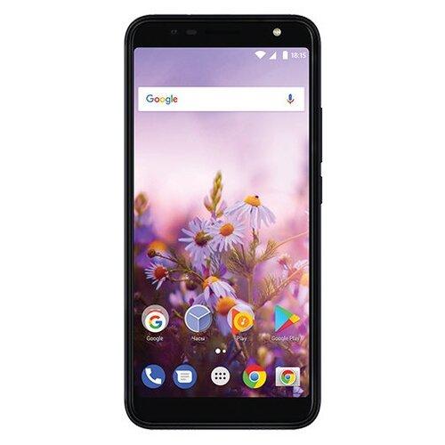 Смартфон BQ 5702 Spring черный смартфон