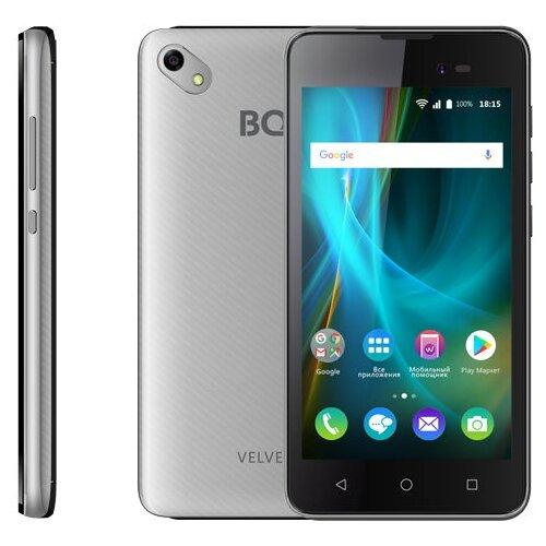 Смартфон BQ 5035 Velvet серебряный смартфон