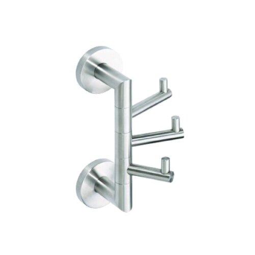 Крючок BEMETA Neo 104206075 хром крючок для полотенец bemeta neo stainless 104206075 хром