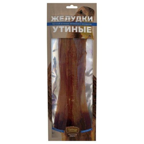 Лакомство для собак Деревенские лакомства Классические Желудки утиные, 40 г