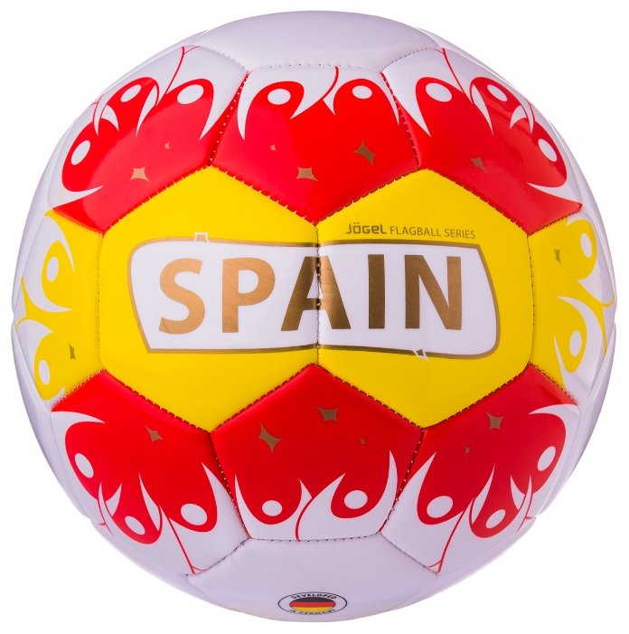 Футбольный мяч Jögel Spain