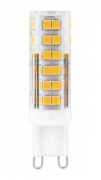 Лампа светодиодная LED 9Вт 220В G9 3000К космос LksmLED9WG9C3000pc, 1шт