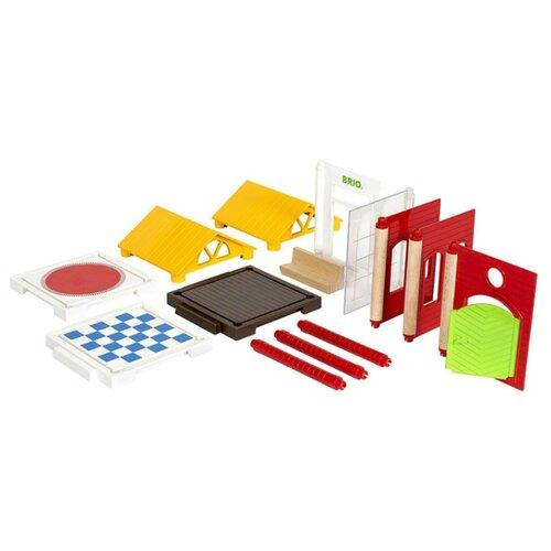 Игровой набор Brio Дополнительные детали для построения дома 33942