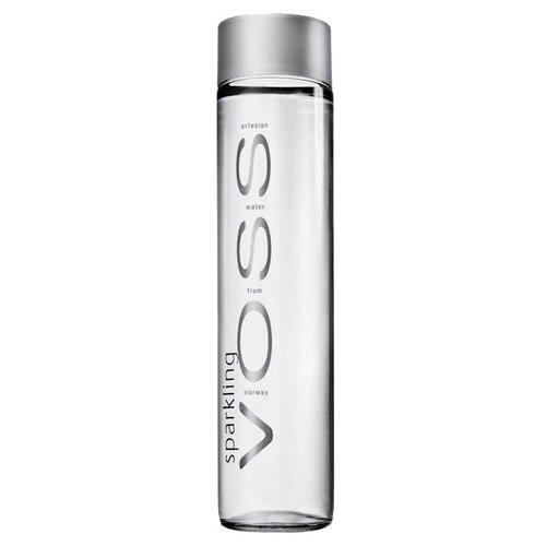 Вода минеральная Voss газированная стекло, 0.375 лВода<br>