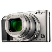 Компактный фотоаппарат Nikon Coolpix A900 серебристый