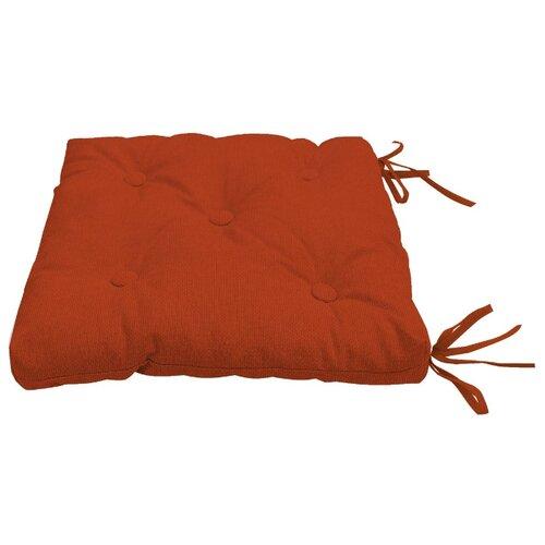 цена Подушка на стул Kauffort Нosta, 40 х 40 см (121050) красный онлайн в 2017 году