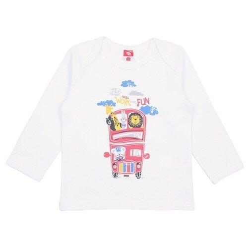 Лонгслив cherubino размер (074)-48, экрюФутболки и рубашки<br>