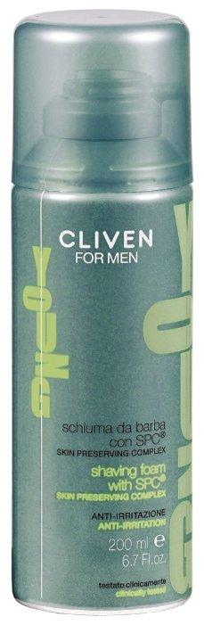 Пена для бритья Young Cliven