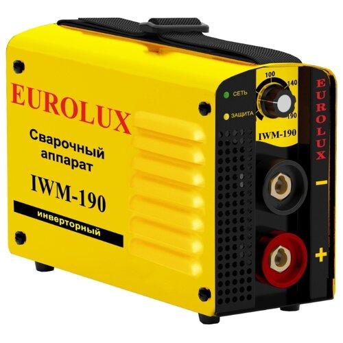 Сварочный аппарат Eurolux IWM-190Сварочные аппараты<br>
