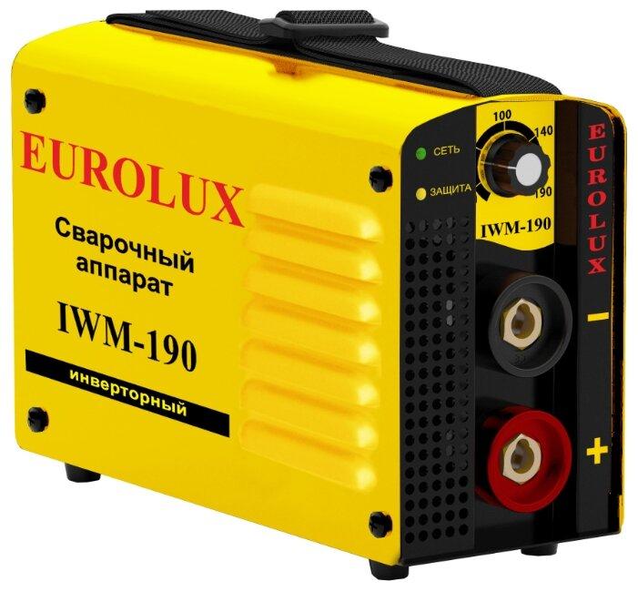 Сварочный аппарат Eurolux IWM-190