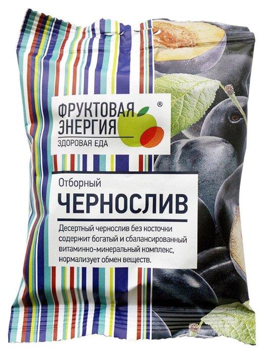 Чернослив отборный Фруктовая Энергия без косточки, 60 г