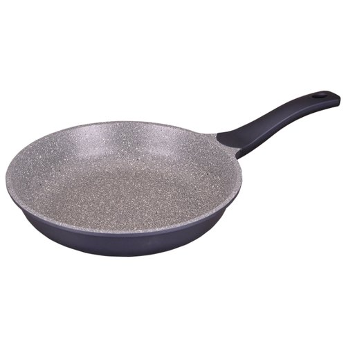 Сковорода Winner WR-8139 24 см, черный сковорода d 24 см kukmara кофейный мрамор смки240а