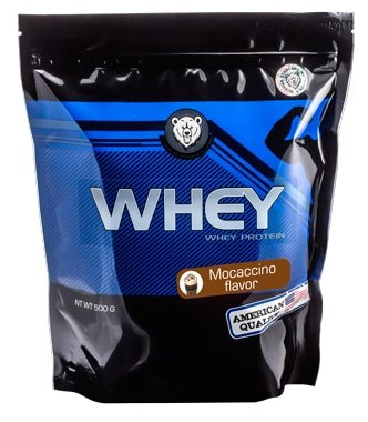 Whey Protein (500 г), RPS Nutrition, Лесная ягода