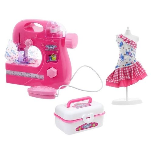Набор ABtoys Помогаю маме PT-00545(WK-B8043) розовый/белый