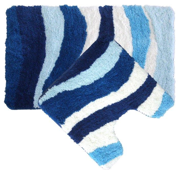Комплект ковриков IDDIS 480M580i13, 50х80 см, 50х50 см