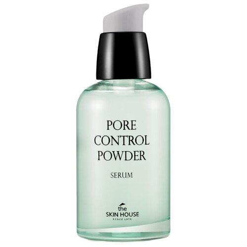 The Skin House Pore Control Powder Serum Сыворотка для лица для сужения пор, 50 мл the skin house зеленая глиняная маска для сужения пор 100 мл