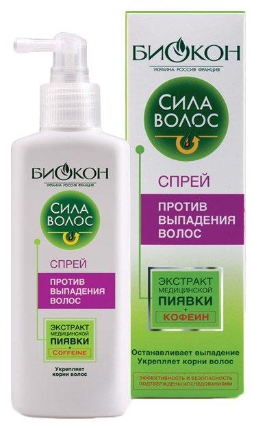 Биокон Спрей против выпадения волос