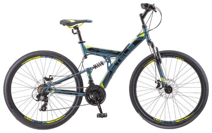 Горный (MTB) велосипед STELS Focus MD 27.5 21-sp V010 (2018)