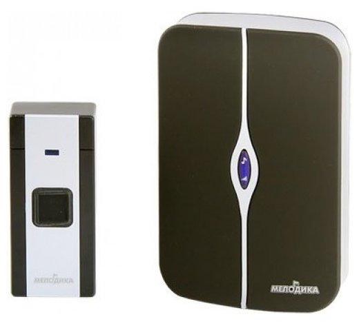 Звонок с кнопкой Мелодика С502 электронный беспроводной (количество мелодий: 20)