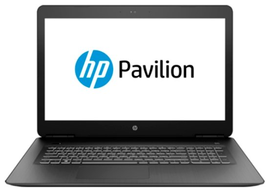 "Ноутбук HP PAVILION 17-ab409ur (Intel Core i5 8300H 2300 MHz/17.3""/1920x1080/8GB/1128GB HDD+SSD/DVD-RW/NVIDIA GeForce GTX 1050 Ti/Wi-Fi/Bluetooth/DOS)"