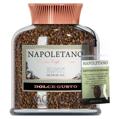 Кофе растворимый Napoletano Dolce Gusto, 100 г