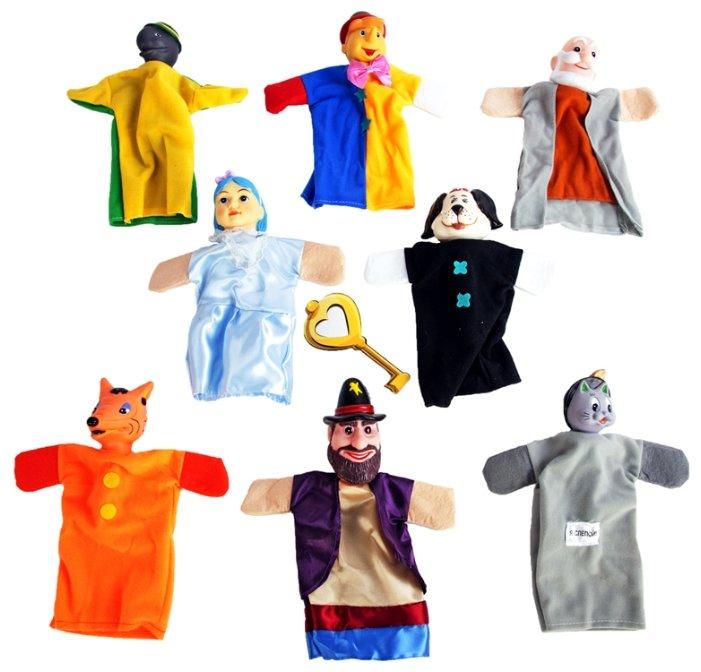 Жирафики Кукольный театр Буратино