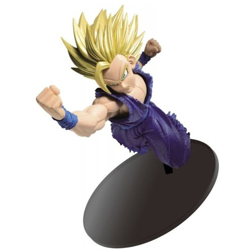 Игровой набор Bandai Dragon Ball Z Big Budoukai 7 Vol.1 22cm dragon ball z scultures big resurrection of f styling god super saiyan son goku bardock pvc action figure toy kt1759