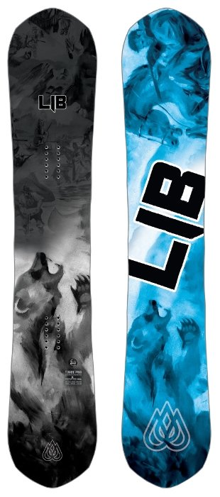 Сноуборд Lib Tech Travis Rice Pro HP C2 (18-19)
