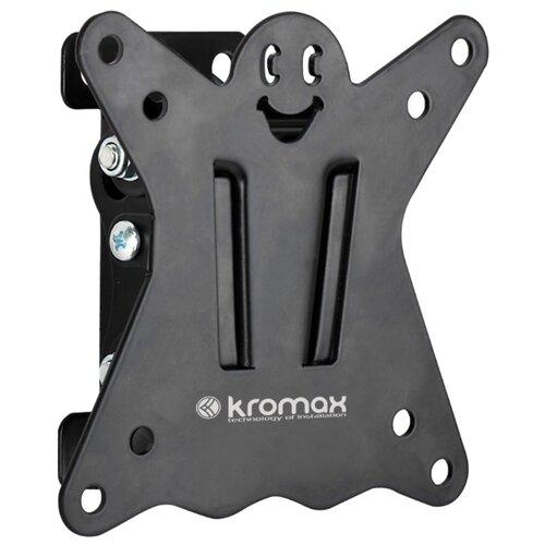 Фото - Кронштейн на стену Kromax CASPER-101 black кронштейн