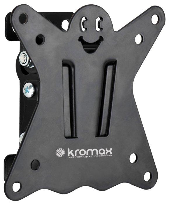 Кронштейн на стену Kromax CASPER-101 black фото 1