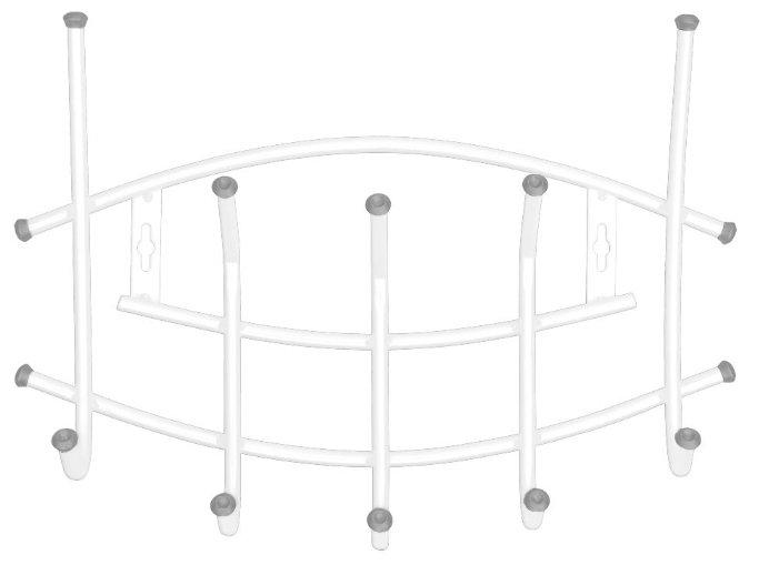 Вешалка Nika Премиум-3 5 крючков