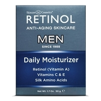 Retinol Дневной крем для лица Men Daily Moisturizer