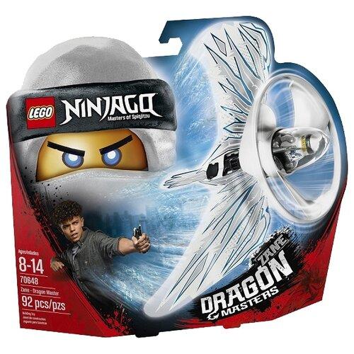 Купить Конструктор LEGO Ninjago 70648 Зейн - Мастер дракона, Конструкторы