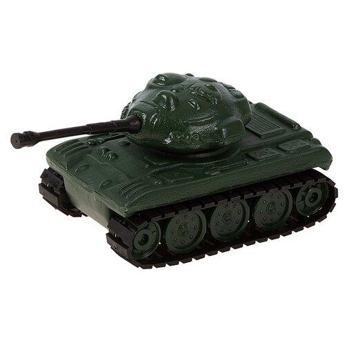 Купить Танк Форма Патриот танк (С-103-Ф) 13 см зеленый, Машинки и техника