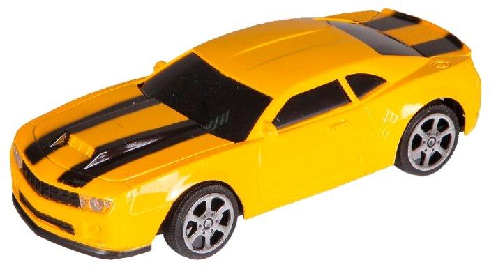 Легковой автомобиль Yako Racing драйв (Y395022) 1:20 18 см