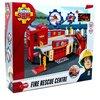 Dickie Toys Пожарный Сэм Пожарная станция с аксессуарами 3099623