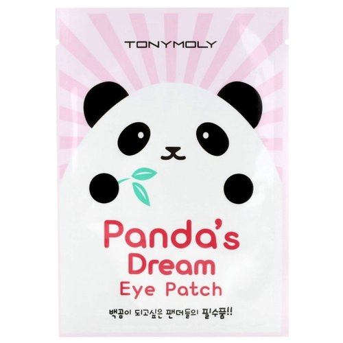 TONY MOLY Патчи для кожи вокруг глаз Panda's Dream Eye Patch 7 мл (2 шт.) гель tony moly panda s dream brightening eye base 40 г