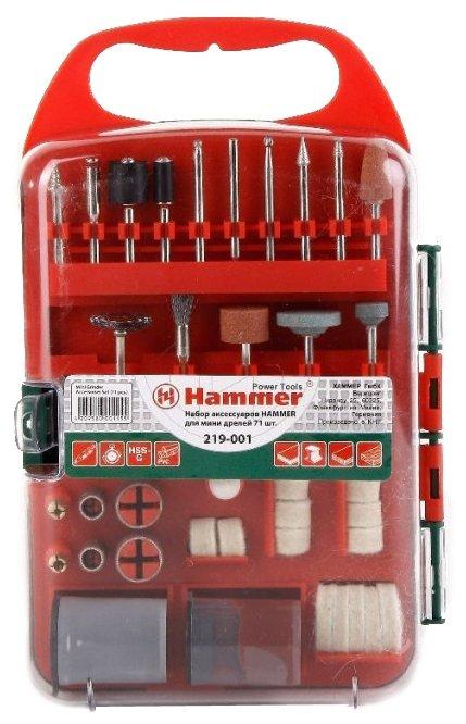 Набор насадок Hammer MD AC-1 (44709)