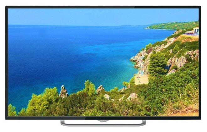 Телевизор Polarline 50PL51TC-SM черный