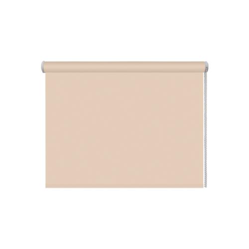 Рулонная штора DDA Универсальная однотонная (бежевый), 120х160 смРимские и рулонные шторы<br>