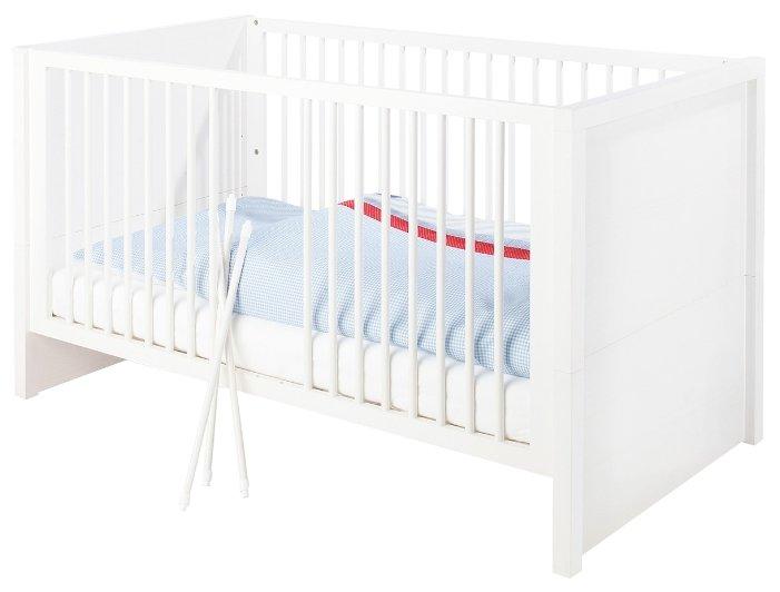 Кроватка Pinolino Aura