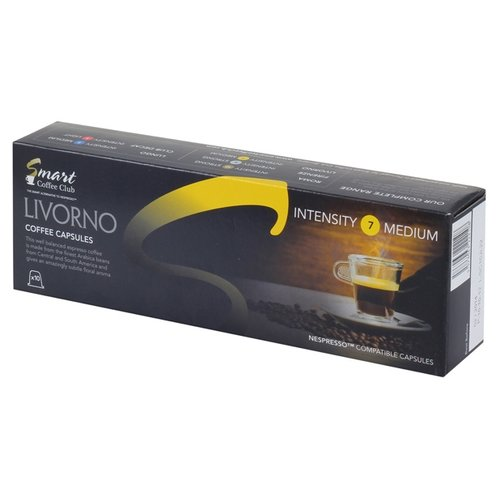 цена на Кофе в капсулах Smart Coffee Livorno (10 капс.)