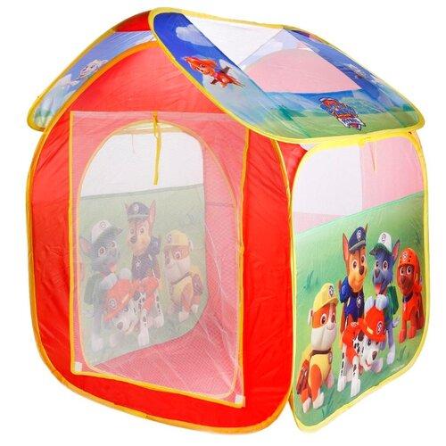Палатка Играем вместе Щенячий патруль домик в сумке GFA-PP-RИгровые домики и палатки<br>